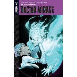 DEATH DEFYING DOCTOR MIRAGE TP VOL 1
