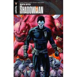 SHADOWMAN TP VOL 1 BIRTH RITES