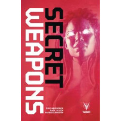 SECRET WEAPONS TP VOL 1