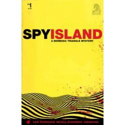 SPY ISLAND 1 2ND PTG