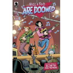BILL TED ARE DOOMED 1 CVR B LANGRIDGE