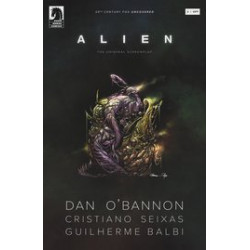 ALIEN ORIGINAL SCREENPLAY 2 CVR A BALBI