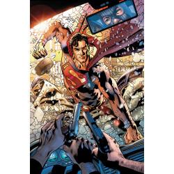 SUPERMAN 25 BRYAN HITCH VAR ED