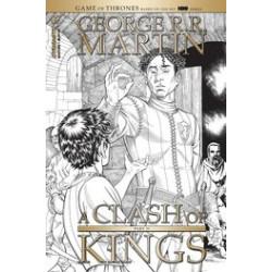 GEORGE RR MARTIN A CLASH OF KINGS 7 CVR A MILLER
