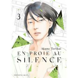 EN PROIE AU SILENCE - TOME 3 - VOL03