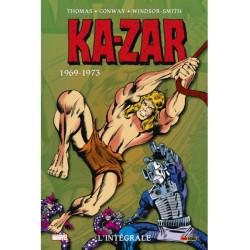 KA-ZAR: L'INTEGRALE T01 (1969-1973)