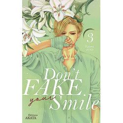 DON'T FAKE YOUR SMILE - TOME 3 - VOL03