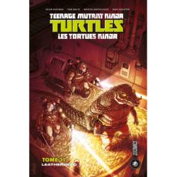 LES TORTUES NINJA - TMNT, T11 : LEATHERHEAD