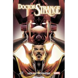 DOCTOR STRANGE T03: HERAUT SUPREME