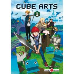 CUBE ARTS - T01 - CUBE ARTS - VOL. 01