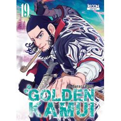 GOLDEN KAMUI T19 - VOL19