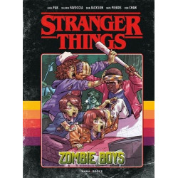 STRANGER THINGS - THE ZOMBIE BOYS T01 - VOL01