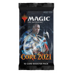 MAGIC THE GATHERING CORE SET 2021 BOOSTERS DE DRAFT