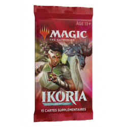 MAGIC THE GATHERING IKORIA: LA TERRE DES BEHEMOTHS CARTES
