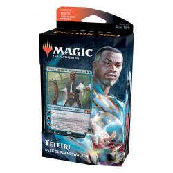 TEFEIRI MAGIC THE GATHERING EDITION DE BASE 2021 DECKS DE PLANESWALKER