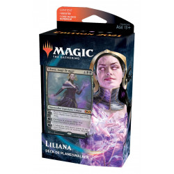 LILIANA MAGIC THE GATHERING EDITION DE BASE 2021 DECKS DE PLANESWALKER