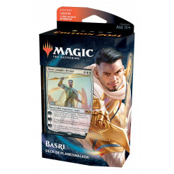 BASRI MAGIC THE GATHERING EDITION DE BASE 2021 DECKS DE PLANESWALKER