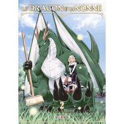 LE DRAGON ET LA NONNE T02