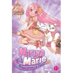 MIRIYA ET MARIE, MAGICIENNES A PARIS
