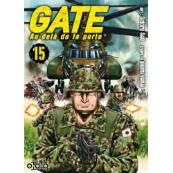 "GATE ""AU-DELA DE LA PORTE"" T15"