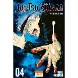 JUJUTSU KAISEN T04 - VOL04