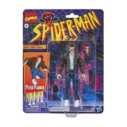 PETER PARKER MARVEL RETRO 6INCH COLLECTION SPIDER-MAN ACTION FIGURE