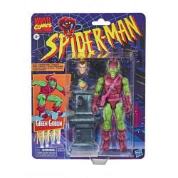 GREEN GOBLIN VINTAGE SPIDER-MAN 6IN ACTION FIGURE