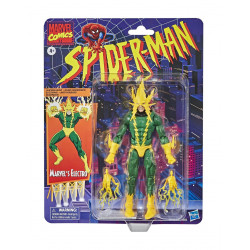ELECTRO VINTAGE SPIDER-MAN 6IN ACTION FIGURE
