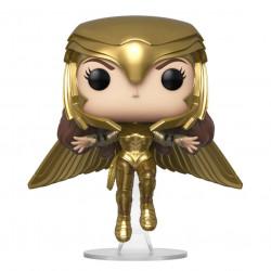 WONDER WOMAN GOLDEN ARMOR FLYING WW1984 POP! MOVIES VINYL FIGURE