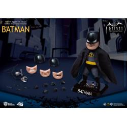 BATMAN THE ANIMATED SERIES FIGURINE EGG ATTACK ACTION BATMAN 17 CM