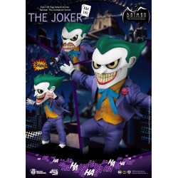 JOKER BATMAN THE ANIMATED SERIES FIGURINE EGG ATTACK ACTION 17 CM