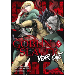 GOBLIN SLAYER YEAR ONE - TOME 5 - VOL05
