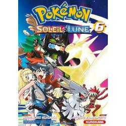 POKEMON SOLEIL - LUNE - TOME 6 - VOL06