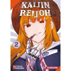 KAIJIN REIJOH - TOME 2 - VOL02
