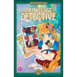 PRINCESSE DETECTIVE T09