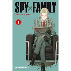 SPY X FAMILY - TOME 1 - VOL01