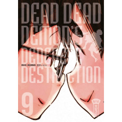 DEAD DEAD DEMON'S DEDEDEDEDESTRUCTION - TOME 9