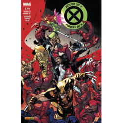 HOUSE OF X / POWERS OF X N 03