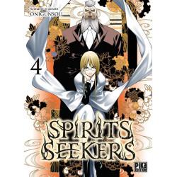 SPIRIT SEEKERS - SPIRITS SEEKERS T04