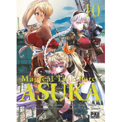 MAGICAL TASK FORCE ASUKA T10