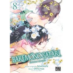 BAKEMONOGATARI T08 EDITION LIMITEE