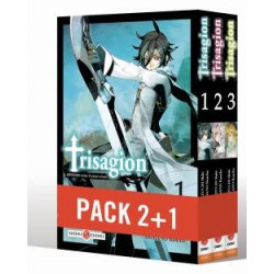 TRISAGION - PACK SERIE