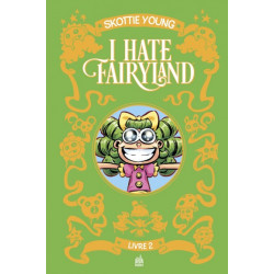 I HATE FAIRYLAND INTEGRALE TOME 2