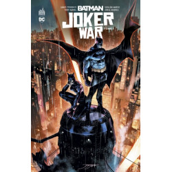 BATMAN JOKER WAR TOME 1