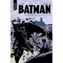 BATMAN - CREATURE DE LA NUIT - TOME 0