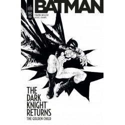 DC BLACK LABEL - DARK KNIGHT : THE GOLDEN CHILD