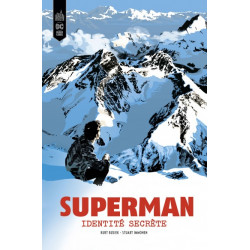 SUPERMAN IDENTITE SECRETE- EDITION BLACK LABEL - TOME 0