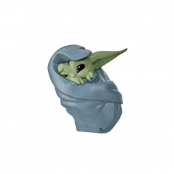 THE CHILD BLANKET-WRAPPED STAR WARS MANDALORIAN BOUNTY COLLECTION FIGURINE