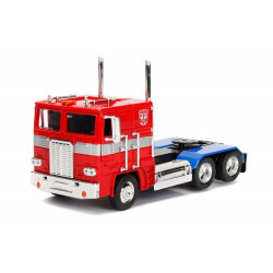 G1 OPTIMUS PRIME TRANSFORMERS DIE CAST CAR