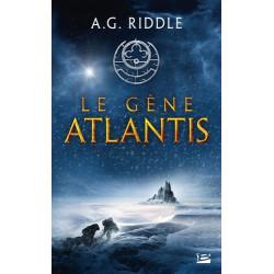 LA TRILOGIE ATLANTIS, T1 : LE GENE ATLANTIS